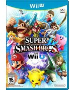 Super Smash Bros. - Nintendo Wii U [video game] - $14.71