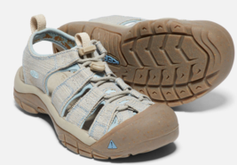 Keen Newport Retro Size US 7 M EU 37.5 Women's Sports Sandals Hemp / Blue