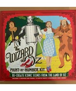 The Wizard Of Oz Paint-By-Number Kit (BRAND NEW IN THE BOX ) - $13.86