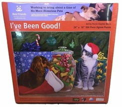 I've Been Good 500 Piece Suns Out Puzzle - $23.75