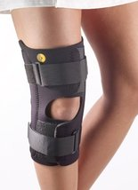 "Corflex Anterior Closure Knee Wrap w/Stays 3/16"" 4X - $39.99"