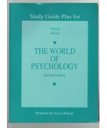 The World of Psychology - Study Guide Plus - 2nd Edition SC 1996 Joyce B... - $12.73