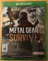 Metal Gear Survive Microsoft Xbox One XB1 NEW SEALED - $9.00