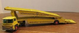 Vintage Matchbox  Guy Warrior Tractor & Car Transporter king y  Lesney: ... - $28.05