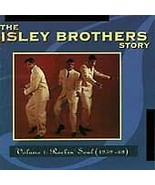 The Isley Brothers Story Volume 1 Rockin Soul 1959-68 CD Isley Brothers ... - $9.85