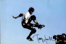 Tony Hawk authentic signed skateboarding 10X15 photo W/Cert Autographed ... - $131.94