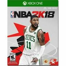 NBA 2K18 (Microsoft Xbox One, 2017)