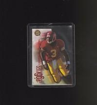 1996 Fleer Ultra All Rookies #6 Keyshawn Johnson USC Trojans Rookie  - $4.00