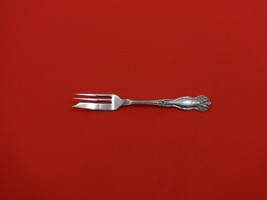 "Arbutus by International/Rogers Plate Silverplate Individual Pastry Fork 6"" - $18.00"