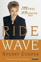 Ride the Wave. [Hardcover] Sherry. COOPER - $14.68