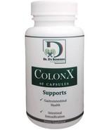 Dr.D's Remedies ColonX Detox Boost immunity & Metabolism Herbal Natural ... - $19.99