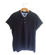 Tommy Hilfiger Women's Navy Blue Polo - $3.99