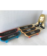 Tech Deck Pros Chris Haslam Almost Dude Figurine Skateboards McDonald's ... - $12.86