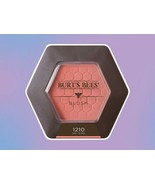 BURTS BEES 100% Natural Origin Powder Blush Bamboo SHY PINK 1210 burt's - $7.69