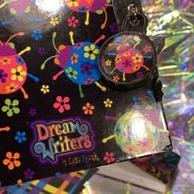 Lisa Frank Dream Writers Lot Ladybug Butterfly Sheets Notebooks Diary With Lock image 10
