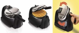 Hamilton Beach Flip Belgian Waffle Maker with Removable Plates (26030) - $82.97 CAD