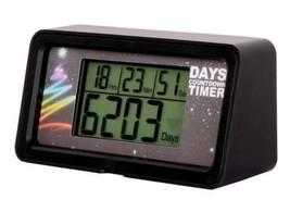 NINE-RONG Digital 9999 Jour Compte à rebours Horloge Minuteur Jours...  - $26.41