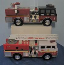 Tonka Fire Rescue Trucks (Set of 2) - $20.00