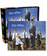 The Office Forest 500 Piece Puzzle Multi-Color - $25.98