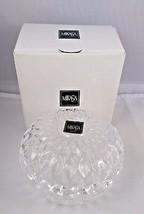 "Mikasa Liberty Covered Trinket Box Dish 3.5"" Lead Crystal 24% SW900/931 - $5.95"