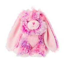 Aurora Sprinkles Pink and Purple Plush Bunny Rabbit Stuffed Soft Easter ... - $15.59
