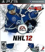 NHL 12 (Sony PlayStation 3, 2011) - $6.74