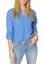 SANCTUARY Women's Boyfriend Shirt In Blue Size M - €20,80 EUR