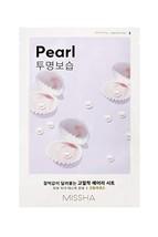 Missha Airy Fit Sheet Mask Pearl - Clarifying 7 pcs - $8.27