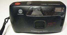 Minolta Freedom 50N QD 35mm Film Camera - $5.00
