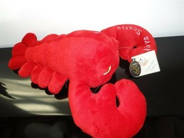 Nova Scotia Red PEI Lobster Plush Kindred Spirits Collection 12 Inch 400402 - $59.95