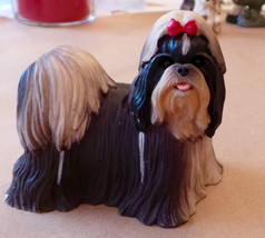 Dog collectors Stone Critters Shih-Tzu vintage ... - $10.99