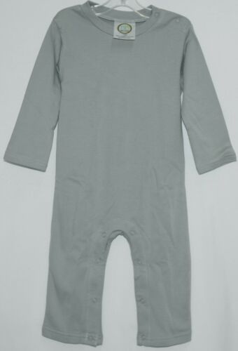 Blanks Boutique Boys Long Sleeved Romper Size 18 Months Color Gray
