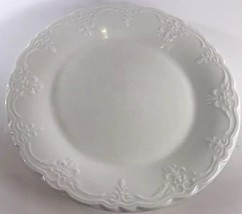 """""""VERSAILLES"""" Tabletops Unlimited White Dinnerware Collection (Embossed) - $5.93 - $21.78"""