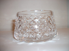WATERFORD CRYSTAL CUT GLASS BOWL CONTAINER BEAUTIFUL - $29.99