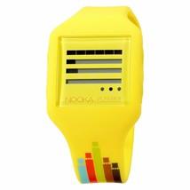 Nooka Unisex SpongeBob Squarepants Yellow Zub ZenH 20 Spongelevator Watch NIB