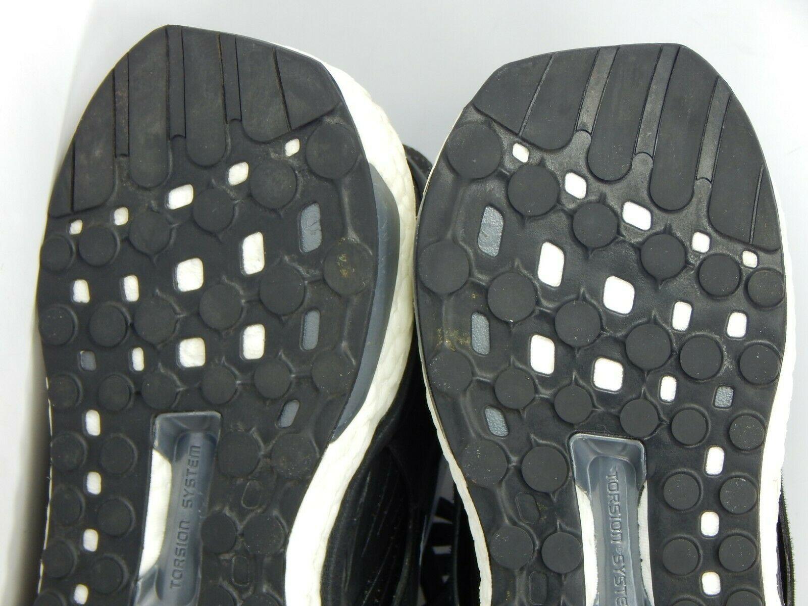 Adidas Energy Boost Misura USA 9.5 M (D) Eu 43 1/3 Uomo Scarpe da Corsa Nero image 9