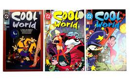 Dc comics Comic Books Cool world #1-3 - $19.00
