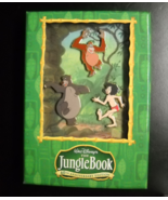 Walt Disney's The Jungle Book 3 Pinbacks 40th Anniversary Edition Boxed Set - $10.99
