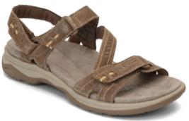 Earth Origins Higgins Holland Sz US 7 M EU 38 Women's Suede Sandals Sedo... - $37.57