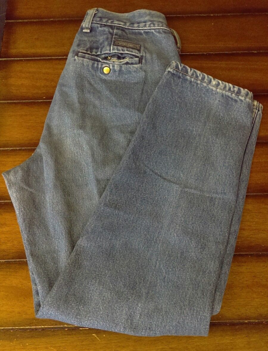 f626e947 Vintage Wrangler Size Misses 14 Distressed and 50 similar items