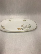 Rosenthal Sommerbluten Summer Blossoms Bettina 22 oval platter plate dish 15 in. - $49.49
