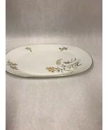 Rosenthal Sommerbluten Summer Blossoms Bettina 22 oval platter plate dis... - $49.49