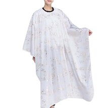 Hairdressing Gown Haircut Apron Cloth Wrap Protect Hair Design Hair Cutt... - $21.57