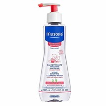 Mustela No-rinse Soothing Cleansing Water, Micellar Water Cleanser for B... - $16.61