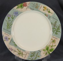 "Royal Doulton WILDFLOWERS TC1219 Dinner Plate (M2) 11"" Everyday Floral Rim - $18.97"
