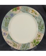 """Royal Doulton WILDFLOWERS TC1219 Dinner Plate (M2) 11"""" Everyday Floral Rim - $18.97"""