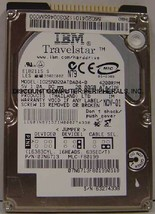 "20GB 2.5"" 9.5mm IDE 44pin Hard Drive IBM IC25N020ATDA04-0 Tested Free USA Ship"