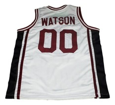 Kyle Watson #00 Panthers Above The Rim New Men Basketball Jersey White Any Size image 4
