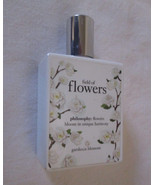 Philosophy Field of Flowers GARDENIA BLOSSOM EDT, 2 oz, Unsealed - $27.99