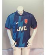 Arsenal Jersey (VTG) - 1995 Away Jersey by Nike - Men's Medium - $95.00